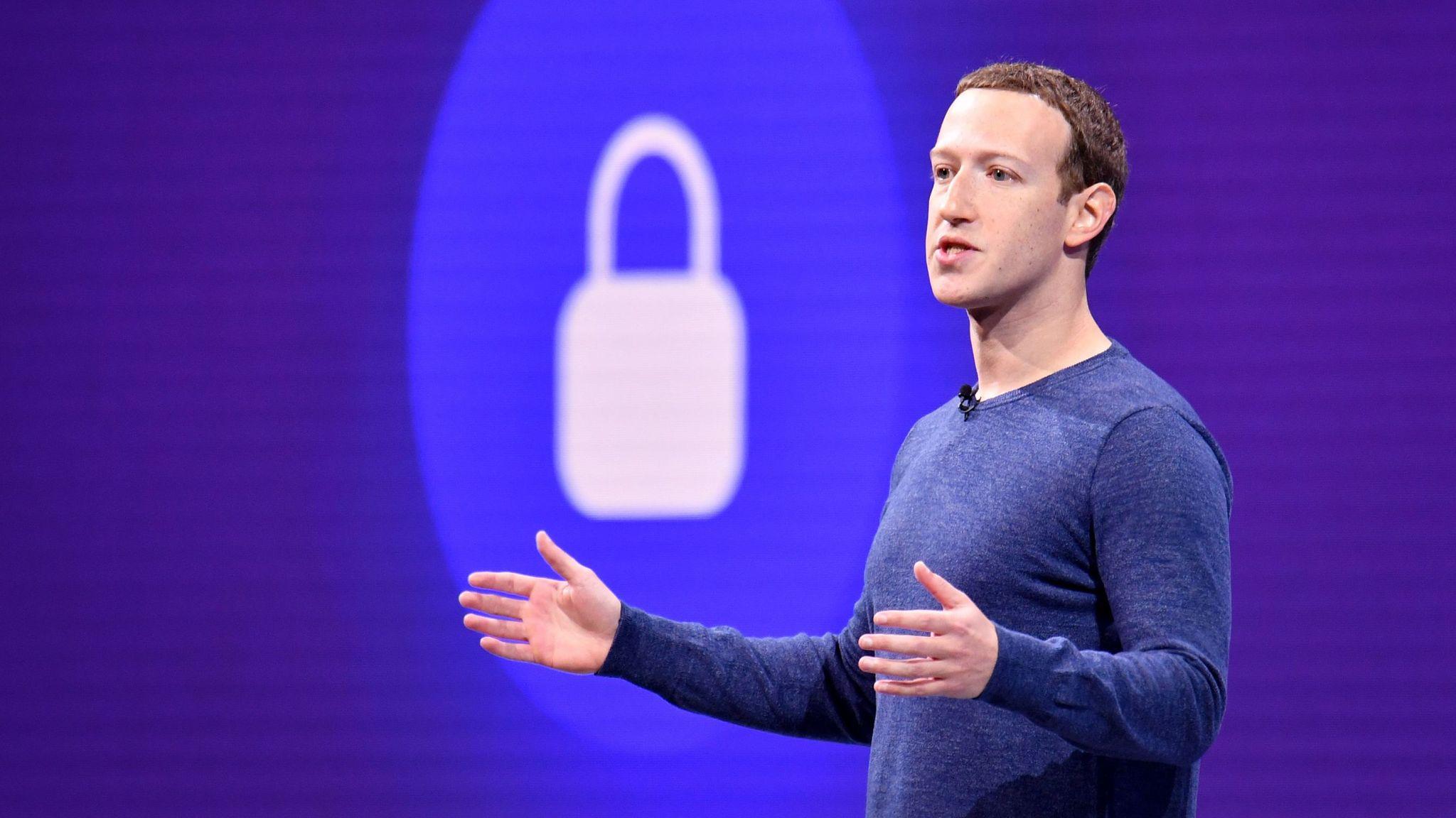 Facebook's Mark Zuckerberg joins Bill Gates and Jeff Bezos in the ...