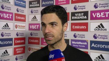 Arteta calls for more consistency