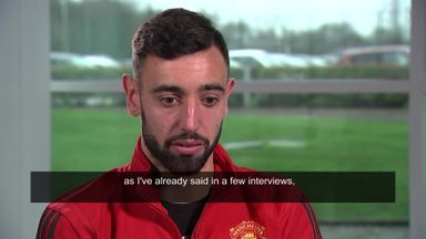 Fernandes: Joining Man Utd was my dream