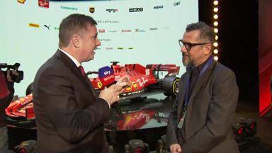 What's new on the 2020 Ferrari?