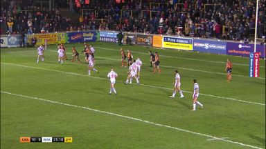 Magic Johnstone try!