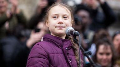 O VOO DO CORVO: Greta Thunbergs mother reveals teenagers