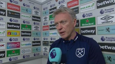 Moyes: We gave fans something to shout about