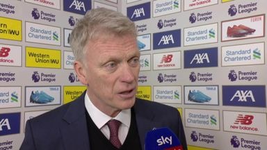 Moyes: We did a lot right