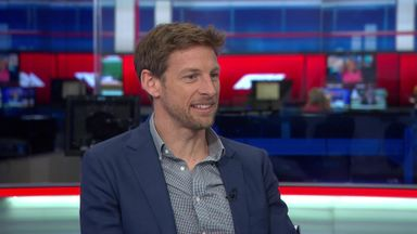 Button: Hamilton will stay at Mercedes