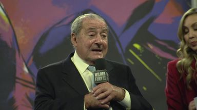 Arum: Wilder to decide on rematch clause