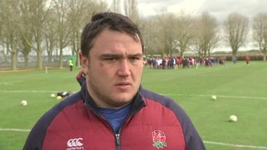 George: Players not worrying about coronavirus