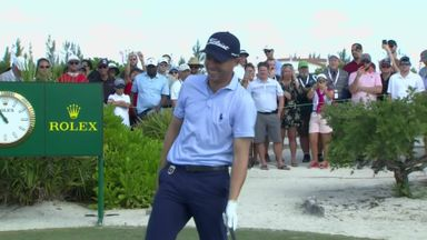 Memorable first tee moments