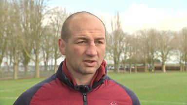 Borthwick: RFU will sort coronavirus contingency plans