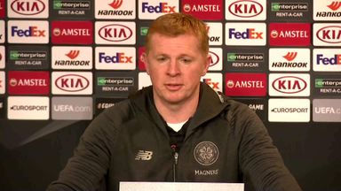 Celtic 'not taking anything for granted'