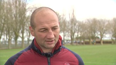 Borthwick: Our focus is on ourselves