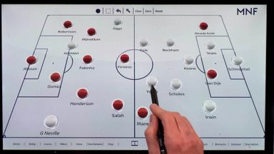 Keane and Carra's combined XI showdown