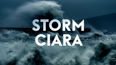 Storm Ciara: Monday disruption