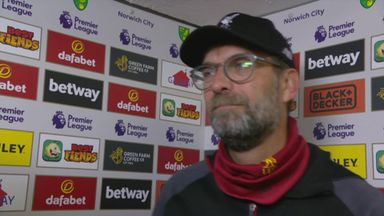 Klopp: 25-point gap is insane!