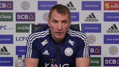 Rodgers discusses Man City ban