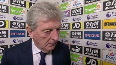 Hodgson: It could have been less stressful!