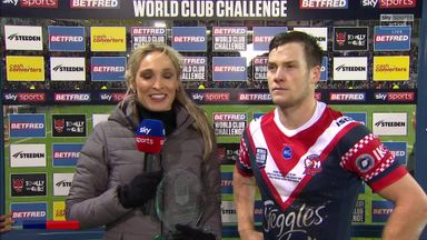 Keary shines for Roosters