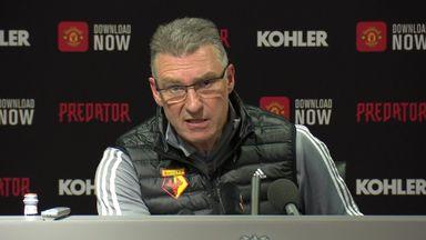 Pearson: We didn't take our chances