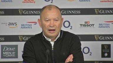 Jones: We could've declared at half-time