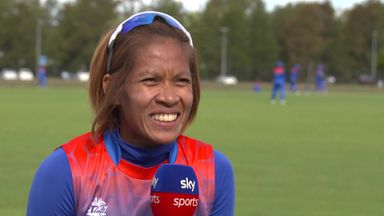 Thailand excited for England test