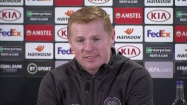 Lennon reflects on year in charge at Celtic