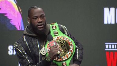Wilder: I brought Fury to the big time