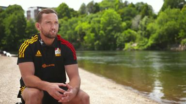 Cruden on Gatland & Super Rugby return