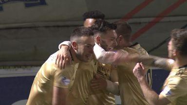 Hamilton 1-3 Aberdeen