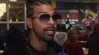 Haye: Wilder-Fury 2 winner must face AJ