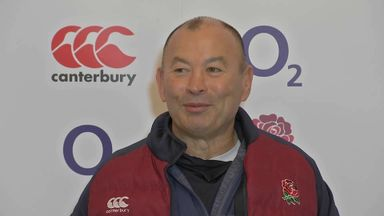 Eddie Jones in brief!
