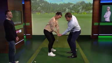 Golf tips: How to remove the slice
