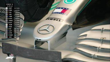 Kravitz reviews 'classy' Mercedes