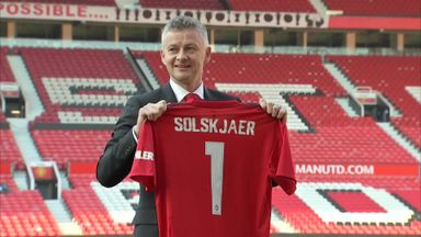 Being the Boss: Ole Gunnar Solskjær