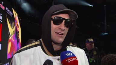 Fury: Best time in Vegas since Hatton