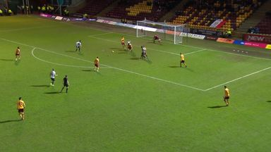 Motherwell 1-2 St Mirren
