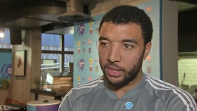Deeney: Mental health must be talked about