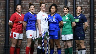 England Women's Six Nations so far