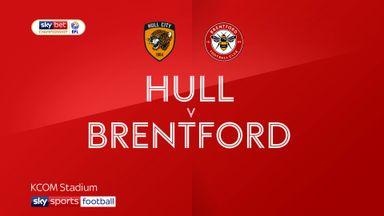 Hull 1-5 Brentford