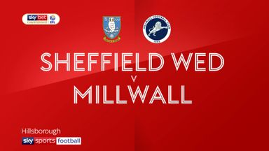 Sheffield Wednesday 0-0 Millwall