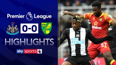 Newcastle held by Norwich