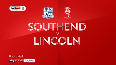 Southend 2-1 Lincoln