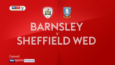 Barnsley 1-1 Sheffield Wed