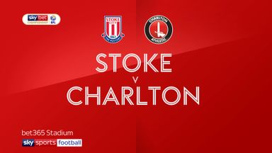 Stoke 3-1 Charlton