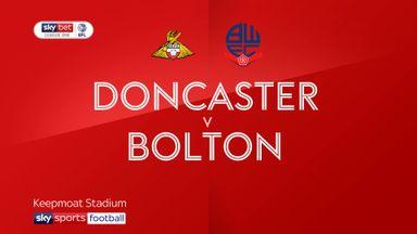 Doncaster 2-1 Bolton