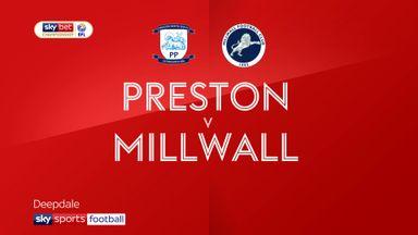 Preston 0-1 Millwall