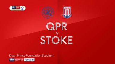 QPR 4-2 Stoke