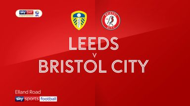 Leeds 1-0 Bristol City