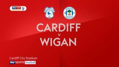 Cardiff 2-2 Wigan
