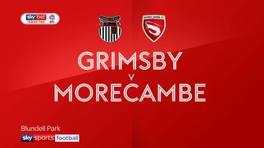 Grimsby 2-1 Morecambe