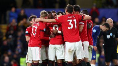 HT: Chelsea 0-1 Manchester Utd